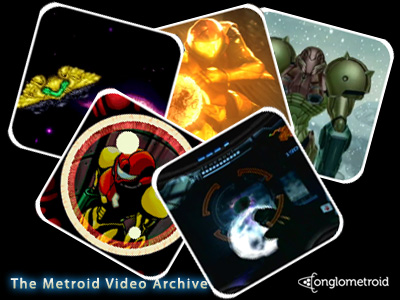 metroid video archive