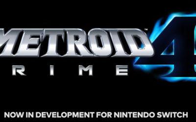 Metroid Prime 4 & Metroid: Samus Returns